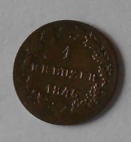 Frankfurt 1 Krejcar 1846