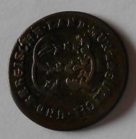 Jüliech - Berg 1/2 Stuber 1785 PK