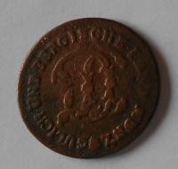 Jüliech - Berg 1/2 Stuber 1790 PR