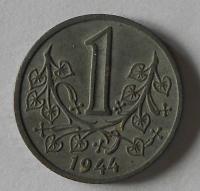 P-Č+M 1 Koruna 1944