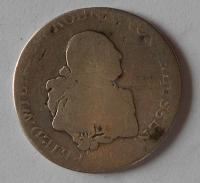 Prusko 1/3 Tolar 1789 E