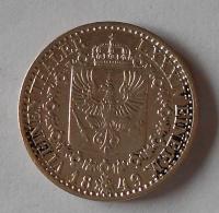Prusko 1/6 Tolar 1849 A Fr. Wilh. IV.