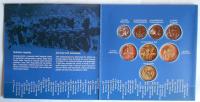Ročníková sada oběžných mincí ČR(2004 - MS v ledním hokeji), stav 0/0