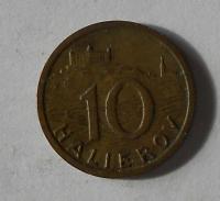 Slovenský štát 10 Haléř 1942