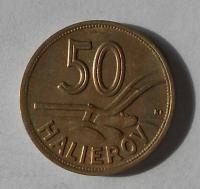 Slovenský štát 50 Haléř 1941