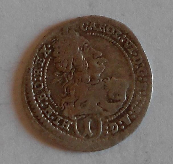 Štýrsko 1 Krejcar 1721 Karel VI.