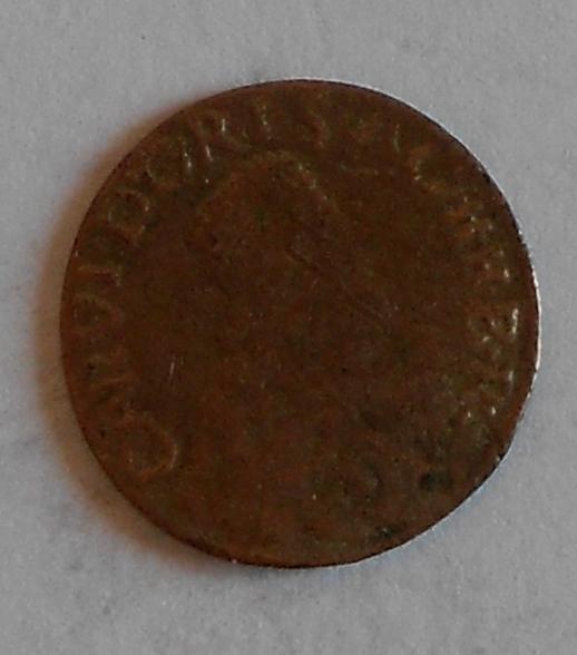 Tyroly 1 Krejcar Bez letopočtu Karel VI.