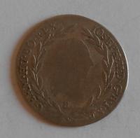 Uhry 10 Krejcar 1790 B Josef II.