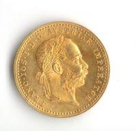1 Dukát(1892-Au 986-3,491g-ražba bz), stav 1+/0