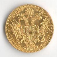1 Dukát(1915-Au 986-3,49g), stav 0/0, ražba bz