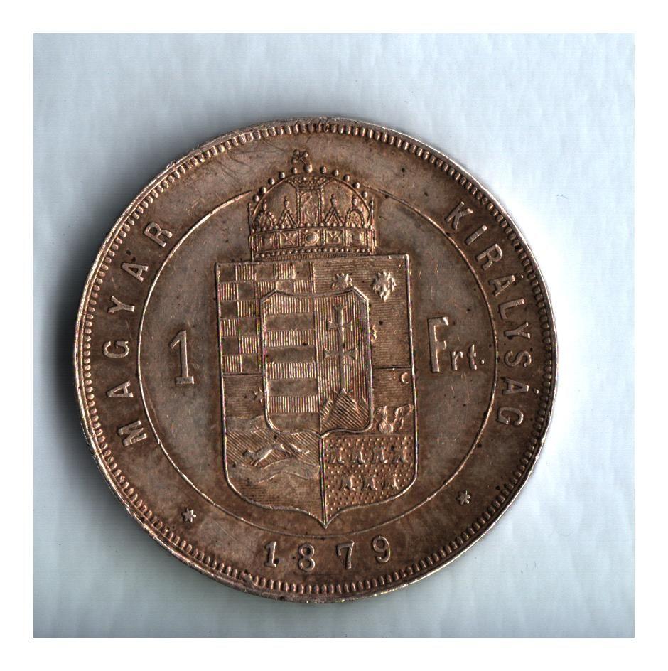 1 Zlatník/Gulden (1879-ražba KB), stav 1+/1+ patina, dr.hr.