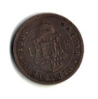 1 Zlatník/Gulden (1887-ražba KB), stav 1/1+ patina, dr.hr.