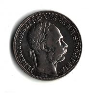 1 Zlatník/Gulden (1890-ražba KB), stav 1/1 hr.