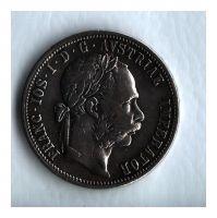 1 Zlatník/Gulden (1892-ražba bz), stav 1+/1+ dr.hr.