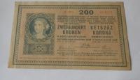 200K/1918/, rub bez rastru, série A 2021