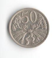 50 Haléř(1931), stav 0/0