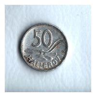 50 Halierov(1943, Al), stav 2/2-