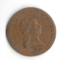 6 Krejcar(1800-ražba F), stav 1/1 just.