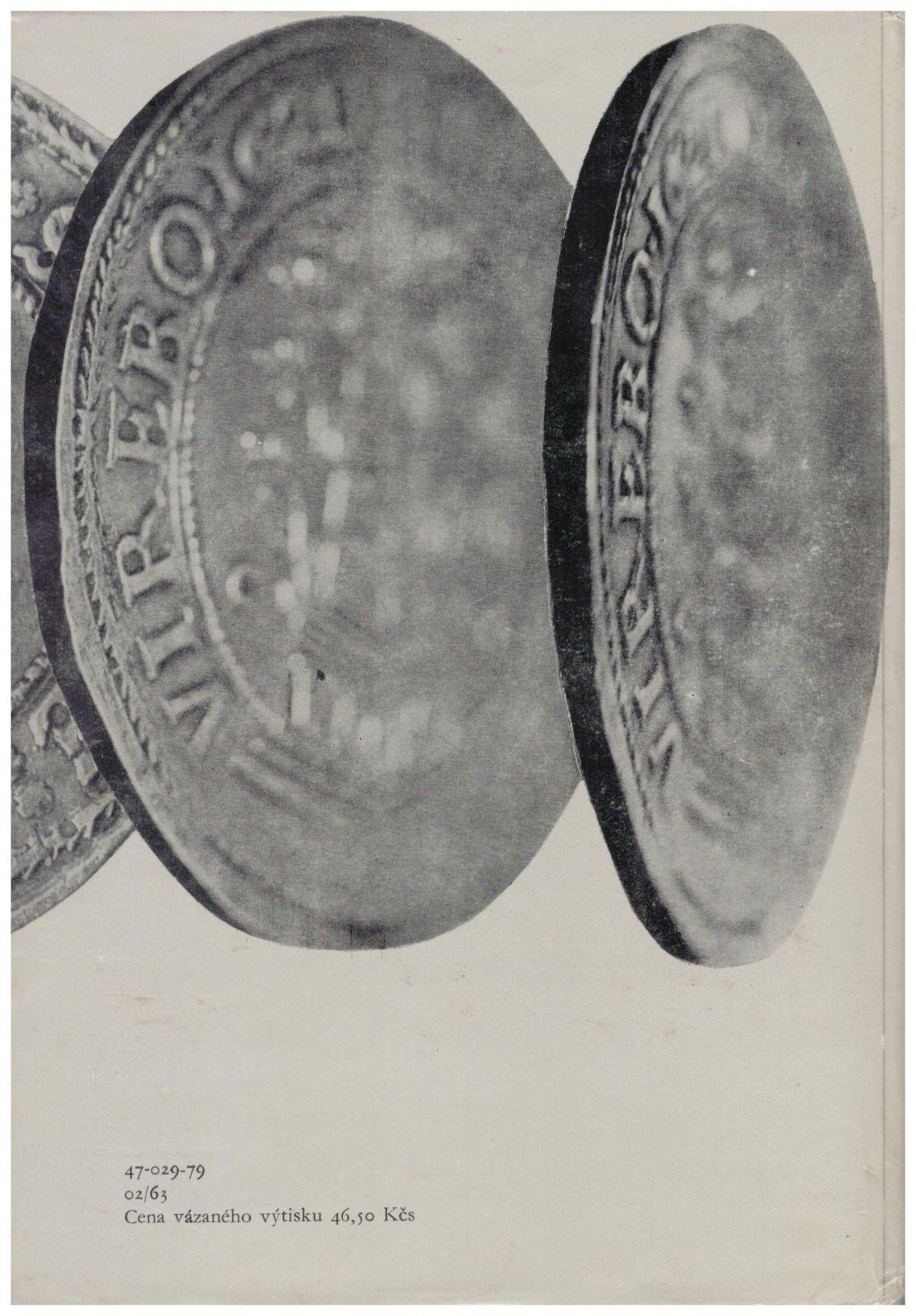 Dějiny peněz na Moravě (1979), Jiří Sejbal