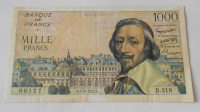 Francie 1000 Frank 1957