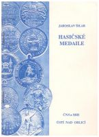 Hasičské medaile (1992), J.Šilar