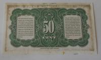 Holandská Indie 50 Cent 1943