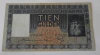 Holandsko 10 Gulden 1939