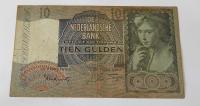 Holandsko 10 Gulden 1942