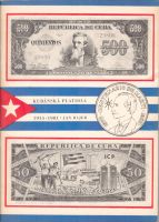 Kubánská platidla 1915-1981 (1982), J. Bajer