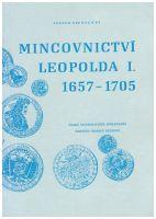 Mincovnictví Leopolda I. 1657-1705 (1991), Z. Nechanický