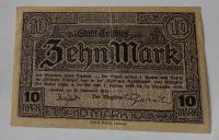 Německo 10 Marek 1919 nouzovka