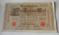 Německo 1000 Marek 1910