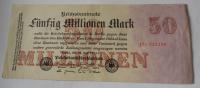 Německo 50.000.000 Marek 1923