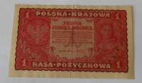 Polsko 10 Marek polských 1919