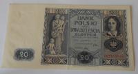 Polsko 20 Zlotých 1936
