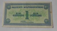 Rakousko 1 Schilling 1944 Vojenská poukázka