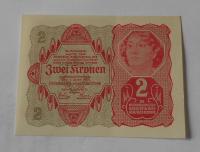 Rakousko 2 Koruna 1922