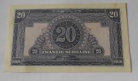 Rakousko 200 Schilling 1944 Vojenská poukázka