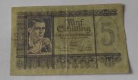 Rakousko 5 Schilling 1945