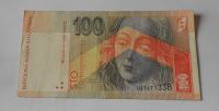 Slovensko 100 Koruna /10.10.2001 / U