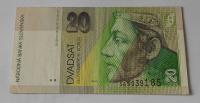 Slovensko 20 Koruna / 6.9.2004 / S
