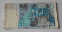 Slovensko 50 Koruna / 16.11.2005 / K