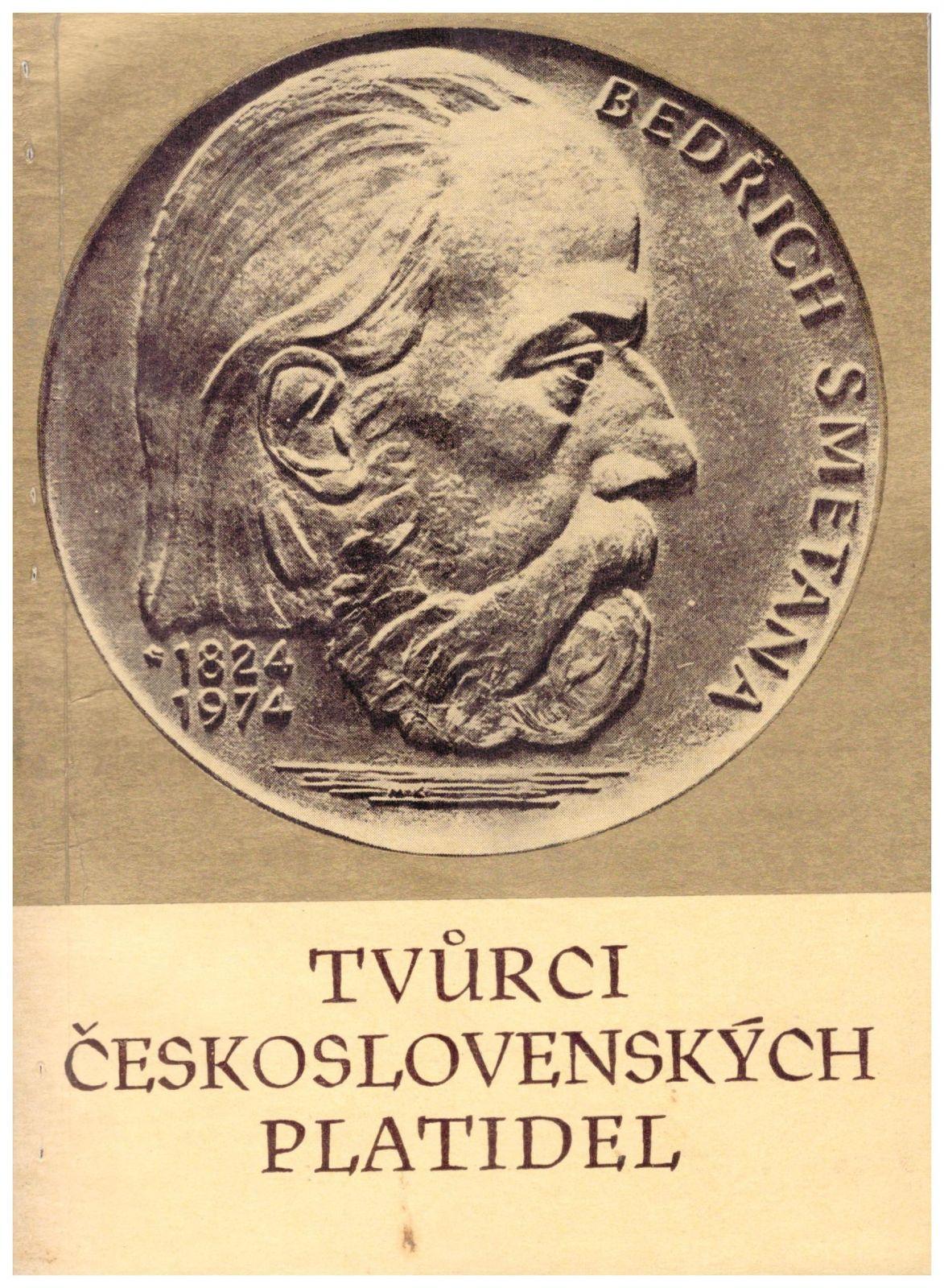 Tvůrci československých platidel (1980), I.Vápenka