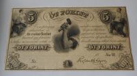 Uhry 5 Forint, Ruka s kladivem