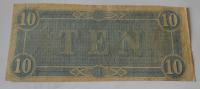 USA 10 Dolar 1864 Richmond