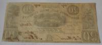 USA 20 Dolar 1839 Missisipi