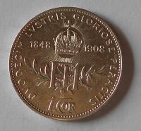 1 Koruna 1808, 40 let vlády, stav
