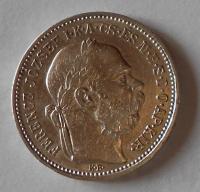 1 Koruna 1893 KB stav