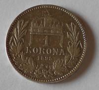1 Koruna 1895 KB