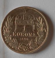 1 Koruna 1896 KB